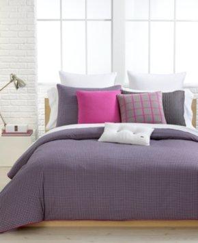 Lacoste Williamsburg King Duvet Cover Set Bedding
