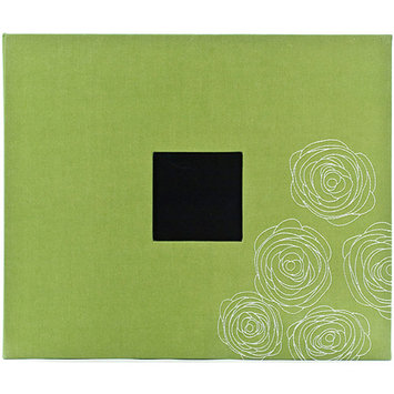 Notions Marketing American Crafts Faux Leather 3-Ring Album - 12