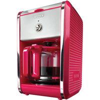 Bella Dots 12 Cup Coffee Maker - Fuchsia Pink