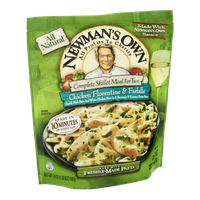 Newman's Own Chicken Florentine & Farfalle Complete Skillet Meal for Two
