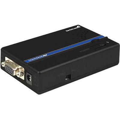 Startech.com StarTech.com High Resolution VGA to Composite (RCA) or S-Video Converter - PC to TV