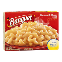 Banquet Macaroni & Cheese Meal