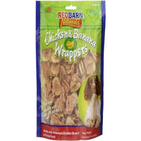 Redbarn Pet Products Chicken and Banana Wrappers