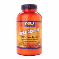 NOW Sports Beta-Alanine 100% Pure Powder