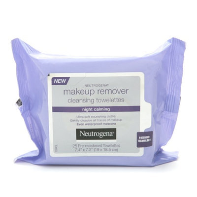 Neutrogena Make-Up Remover Cleansing Towelettes Night Calming