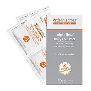 Dr. Dennis Gross Skincare Alpha-Beta Daily Face Peel Packette