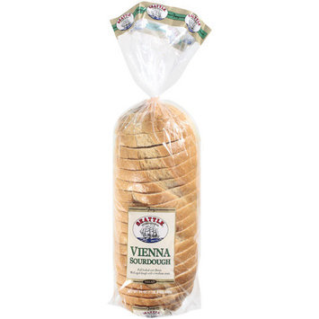 Seattle International Vienna Sourdough Bread, 24 oz