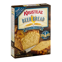 Krusteaz Artisan Bread Mix Beer Bread