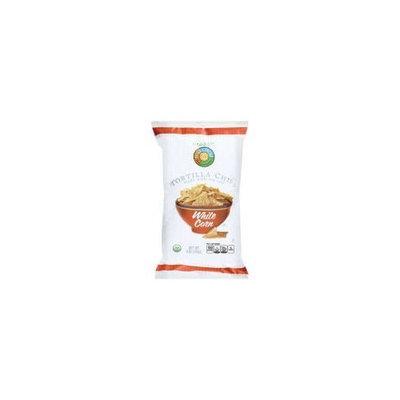 Full Circle Organic White Corn Tortilla Chips (Case of 12)