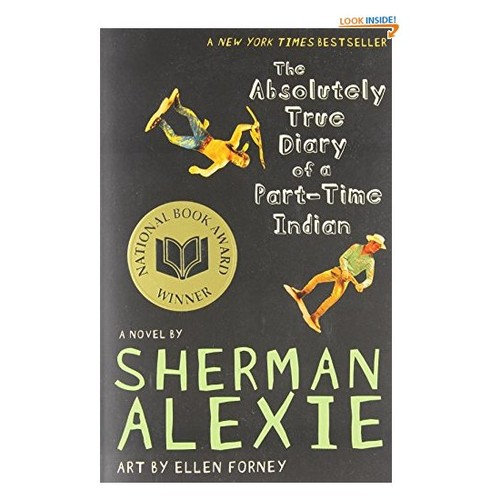 the true diary of a part time indian English 1 mrs leone the absolutely true diary of a part-time indian by sherman alexie study guide packet name _____ as you read this book, answer the following questions using specific details and examples from the book.