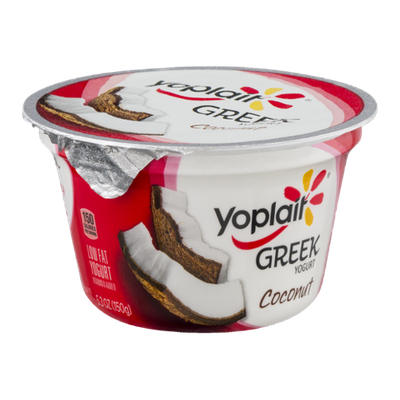 Yoplait® Low Fat Greek Yogurt Coconut