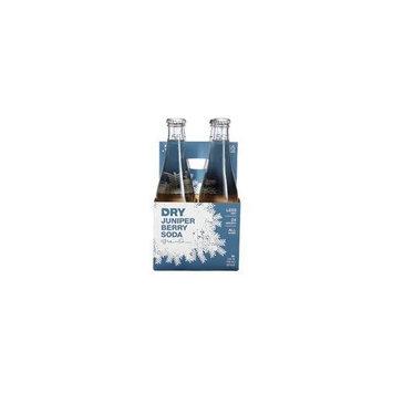 Dry Soda - Juniper Berry, 12 Ounce - 4 per pack -- 6 packs per case.