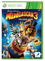 D3 Publisher of America Madagascar 3: The Video Game