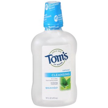 Tom's of Maine Cleansing Mouthwash
