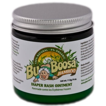 Bum Boosa Bamboo Baby Products Bamboo Diaper Rash Ointment 2 Ounces