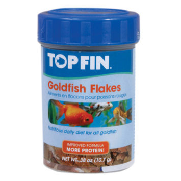 Top Fin Goldfish Flakes