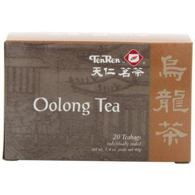 Ten Ren Oolong Tea, 20-Count (Pack of 6)
