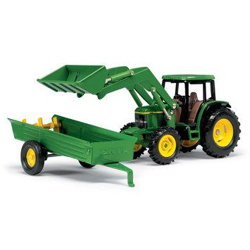 Rc2 1:32 John Deere 6210 Tractor with Loader & Manure Spreader