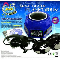 Slinky Science Space Theater Planetarium
