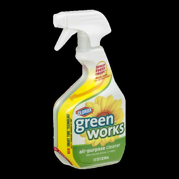 Clorox Green Works AllPurpose Cleaner Original Reviews