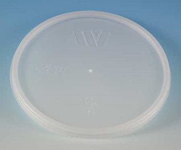 WINCUP L32V Disposable Lid, Vented, Translucent, PK 500