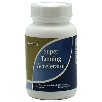 Genesis Nutrition Super Tanning Accelerator, 50-Count