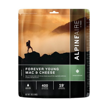 AlpineAire Foods Forever Young Mac Cheese Two Servings