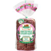 Alvarado St. Bakery Sprouted Wheat Cinnamon Raisin Bread, 16 oz