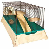Ware Natural Wood Hamster Cage