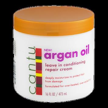 Cantu Argan Oil Leave In Conditioning Repair Cream