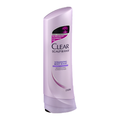 Clear Scalp & Hair Volumizing Root Boost Nourishing Conditioner