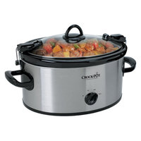 Crock-Pot Cook & Carry Manual Slow Cooker