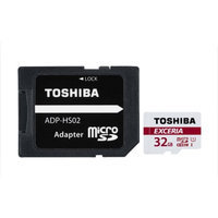 Toshiba THN-M301R0320U2 Exceria M301 32GB Micro SD Class 10 UHS-I 48MB/s Memory Card