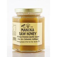 Stakich MANUKA Honey 12 OZ Active 16+ - 100% Raw, Pure, Unheated, Unfiltered -