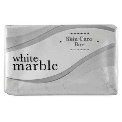 WHITE MARBLE TONE DW00417 Bar Soap, Fresh,1-1/2,PK500