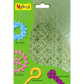 Makin's Usa NOTM152920 - Makin's Clay Texture Sheets 7