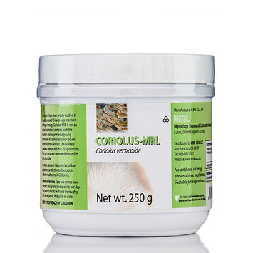 Mycology Research Lab's Coriolus Versicolor-MRL 250 gms by Mycology Research Labs