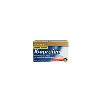 Good Sense Ibuprofen Liquid Softgel(Case of 24)