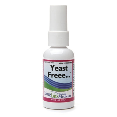 Natural Medicine by King Bio Yeast Freee