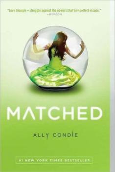 Matched (Matched Trilogy Series #1)
