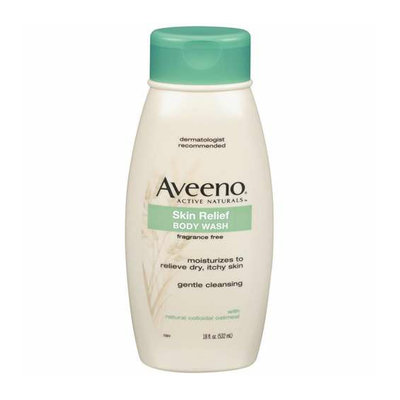 Aveeno Active Naturals Skin Relief Body Wash