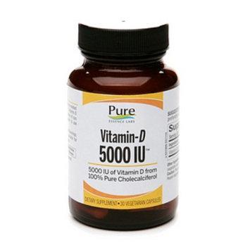 Pure Essence Labs Vitamin D 5000IU