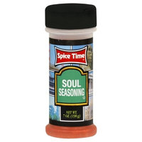 Spice Time Seasoning Soul, 7-Ounce (Pack of 12)