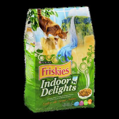 Friskies® Cat Food Indoor Delights