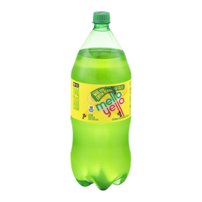 Mello Yello Citrus Flavored Soda