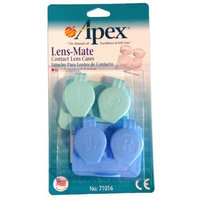 Lens-Mate Contact Lens Cases By Apex Healthcare Products