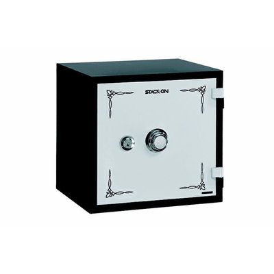 Stack-on Stack-On PSF-709 Fire-Resistant Combination Lock Home Safe