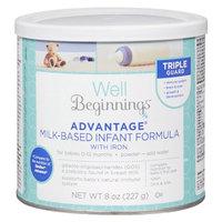 Well Beginnings Advantage Infant Formula