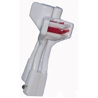 HydraBrush Express Replacement BrushHead, Ultra Soft (4 Pack)