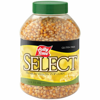 Jiffy Pop Jolly Time Select Premium Yellow Pop Corn